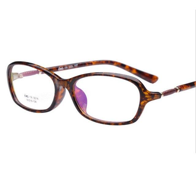100% TR90 Alta Calidad Marcos de Anteojos de marco Completo Ligero Estupendo mujeres Gafas Hombres Marco miopía gafas Enmarcan gafas de grau