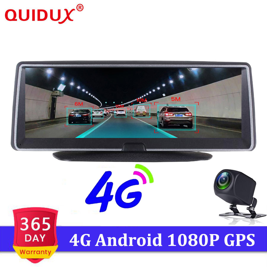 Caméra de voiture QUIDUX 4G GPS naivgator 8.0