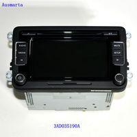 Original Auto Radio RCD510 CD USB AUX RVC Rear View Camera VW Golf 5 6 MK5
