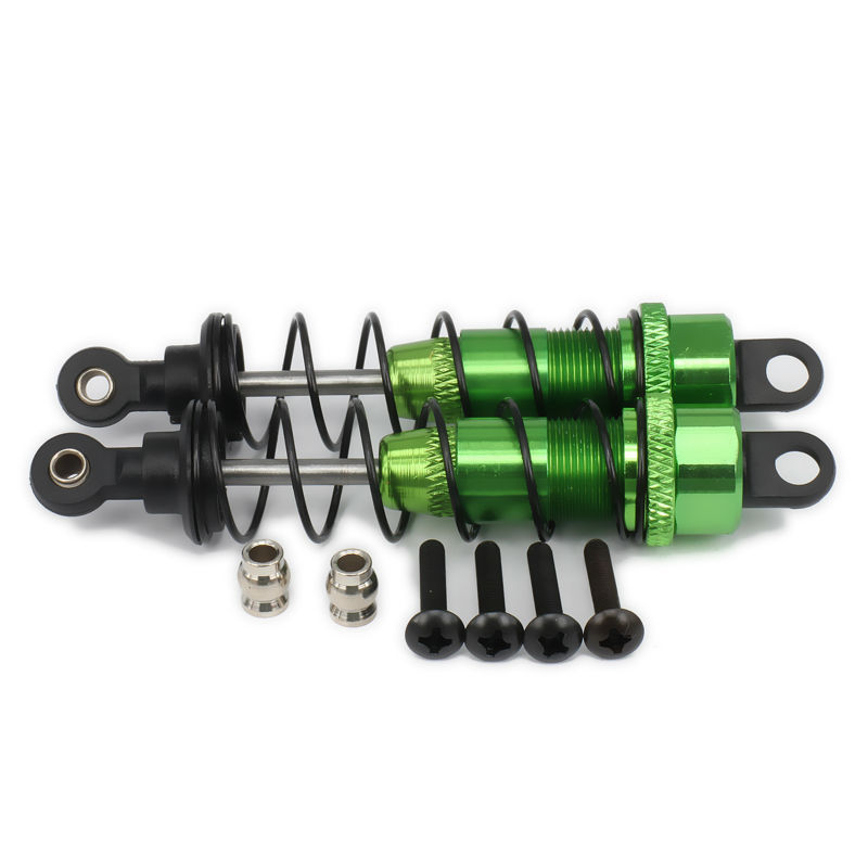 Oil Adjustable 90mm Shock Absorber For Rc Car 1/10 On-Road Drift Car Alloy Aluminum Damper For Hpi Hsp Traxxas Losi Axial Tamiya 4pcs aluminum alloy 52 26mm tire hub wheel rim for 1 10 rc on road run flat car hsp hpi traxxas tamiya kyosho 1 10 spare parts page 6