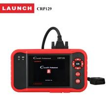 Original Launch X431 OBD 2 OBD2 Creader CRP129 Car Scanner OBDII Diagnostic Tool Auto Code Reader Support 4 System ABS SRS Brake