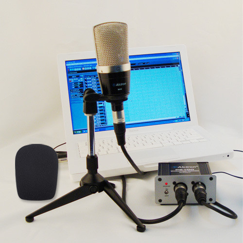 alctron mc410 condenser microphone set high performance recording studio microphone recording. Black Bedroom Furniture Sets. Home Design Ideas