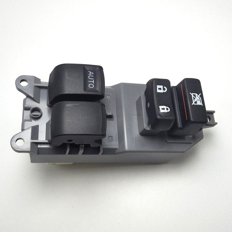 84820-0D100 848200D100 Window Control Master Switch Power Window Switch For Toyota Yaris Rav 4 Corolla 2005-2011