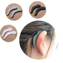 COLOUR MAX de silicona de alta calidad, ganchos antideslizantes para las orejas, soporte para gafas de sol