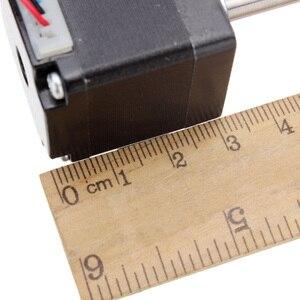 Image 5 - NEMA 11 28 hybrydowy silnik krokowy 1.8 stopni 2 fazy 4 przewody 32mm silnik krokowy do routera CNC