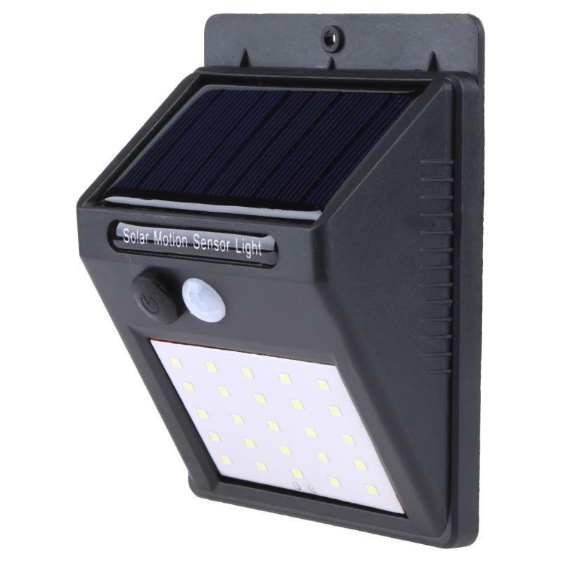 Solar Powered Bewegungsmelder Licht 25 Leds Wasserdicht Lichter Wandleuchte Für Outdoor Garten Hof Korridor Einfahrt 2/3/4 STÜCKE