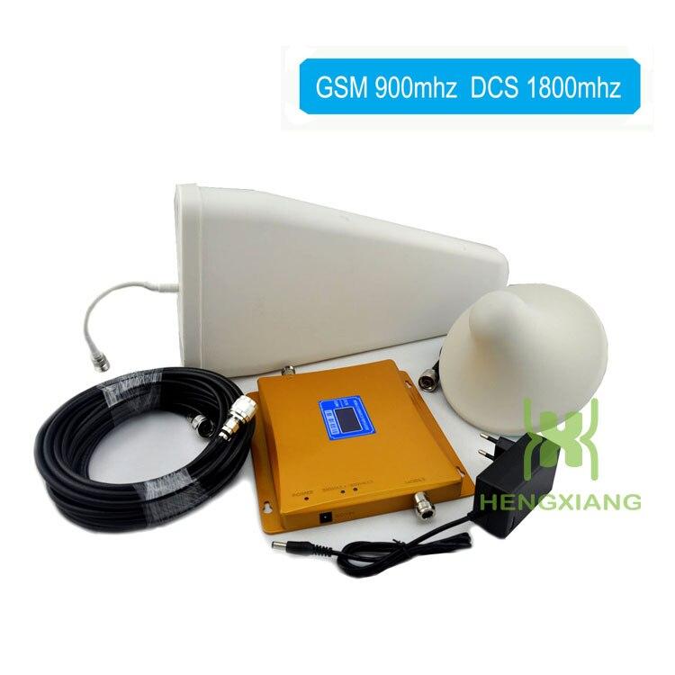 LCD GSM+DCS-10