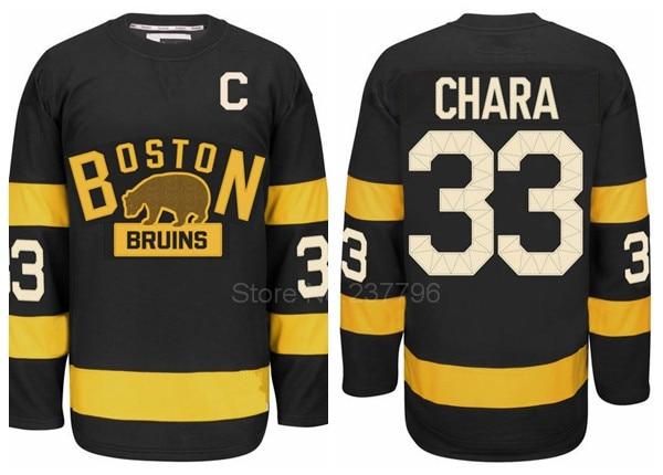 promo code 170ff 091e4 zdeno chara winter classic jersey