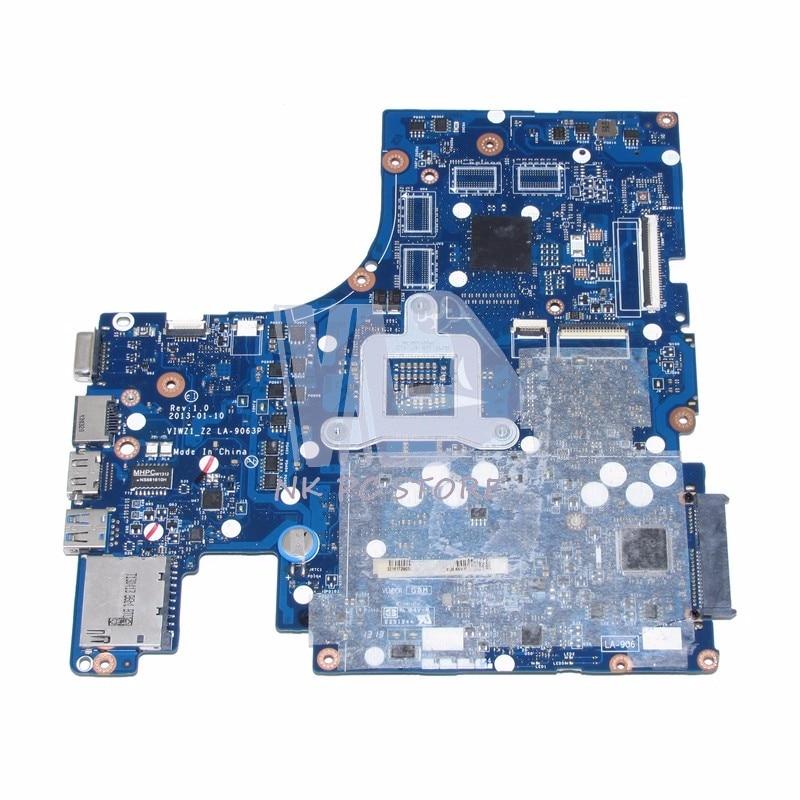 VIWZ1-Z2 LA-9063P FRU:90002546 Fit Lenovo Ideapad Z500 Motherboard Mainboard