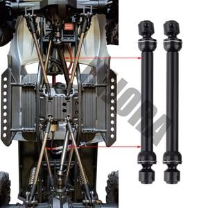 Image 5 - Универсальный приводной вал CVD для радиоуправляемого гусеничного автомобиля, 2 шт., 112 152 мм, SCX10 90046 D90, Аксессуары для автомобилей