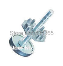 exhibition adjustable foot for 8-sided upright extursion S100