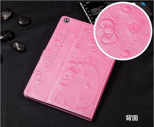 New Cute Hello Kitty Smart Case For apple iPad 2 ipad3 9.7″