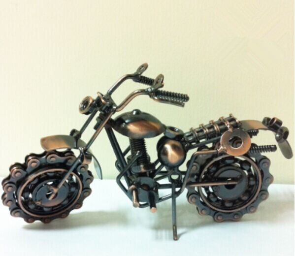 Creative Birthday Present For My Husband Boyfriend Valentines Day The Boys And Practical Special Novelty Handmade Motorcycle In Model Building Kits From