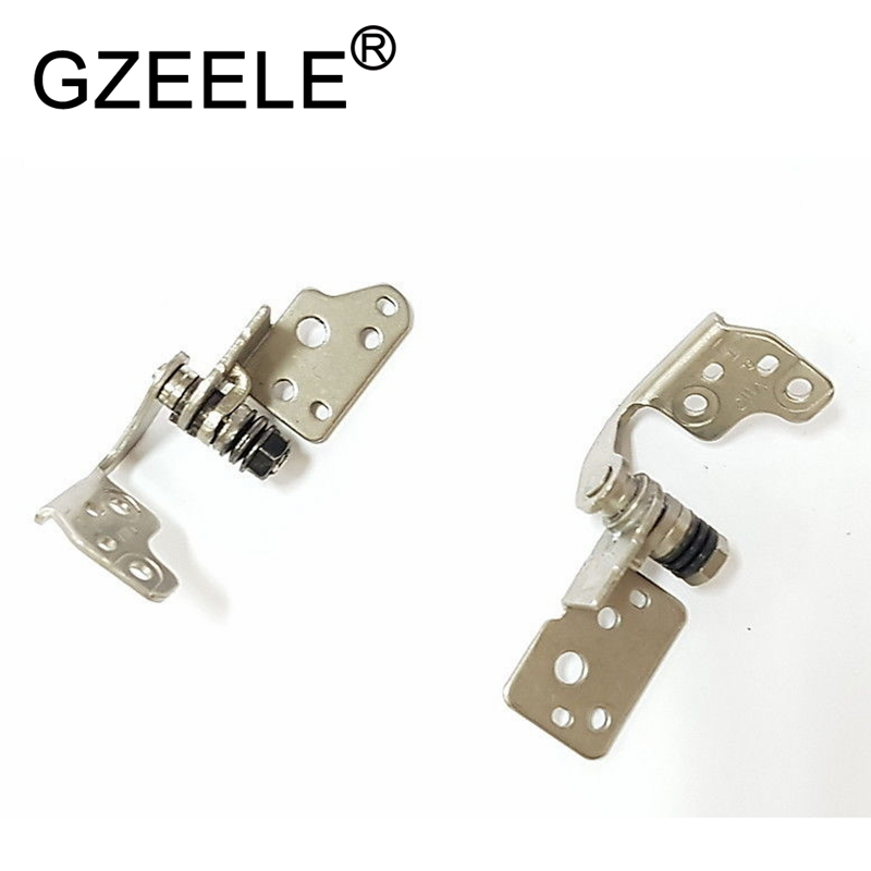 GZEELE NEW LCD Screen Hinges Set Repair For Sony Vaio SVE14 SVE14A SVE14AE12M SVE14AA12T Laptop Series Left & Right