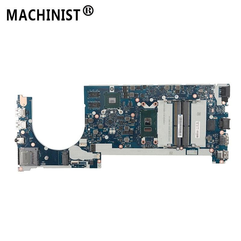 For Lenovo ThinkPad E470 Laptop Motherboard I5-7200U GTX920M 2G DDR4 01EN253 01LV764 01YT094 CE470 NM-A281 100% Fully Tested