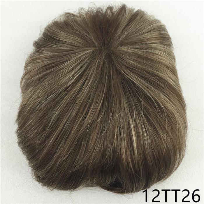 Сильная красота парик синтетические волосы парик выпадение волос топ кусок парики 36 цветов на выбор - Цвет: Многоцветный