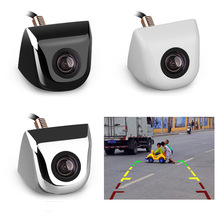 Carro Inteligente que Se Deslocam Faixas Linha de Guia de Estacionamento Rear View camera Reversa de Backup Camera Para Android Monitor de DVD