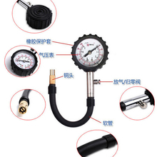 1pcs New Long Tube Auto Car Bike Motor Tyre Air Pressure Gauge Meter Tire Pressure Gauge Meter Vehicle Tester Monitoring System