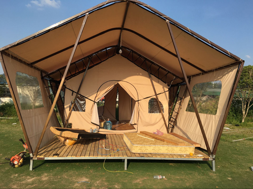 12 6 Meter Outdoor C&ing Cotton Bell Tent Hotel Bell Tent -in Tents from Sports u0026 Entertainment on Aliexpress.com | Alibaba Group & 12 6 Meter Outdoor Camping Cotton Bell Tent Hotel Bell Tent -in ...