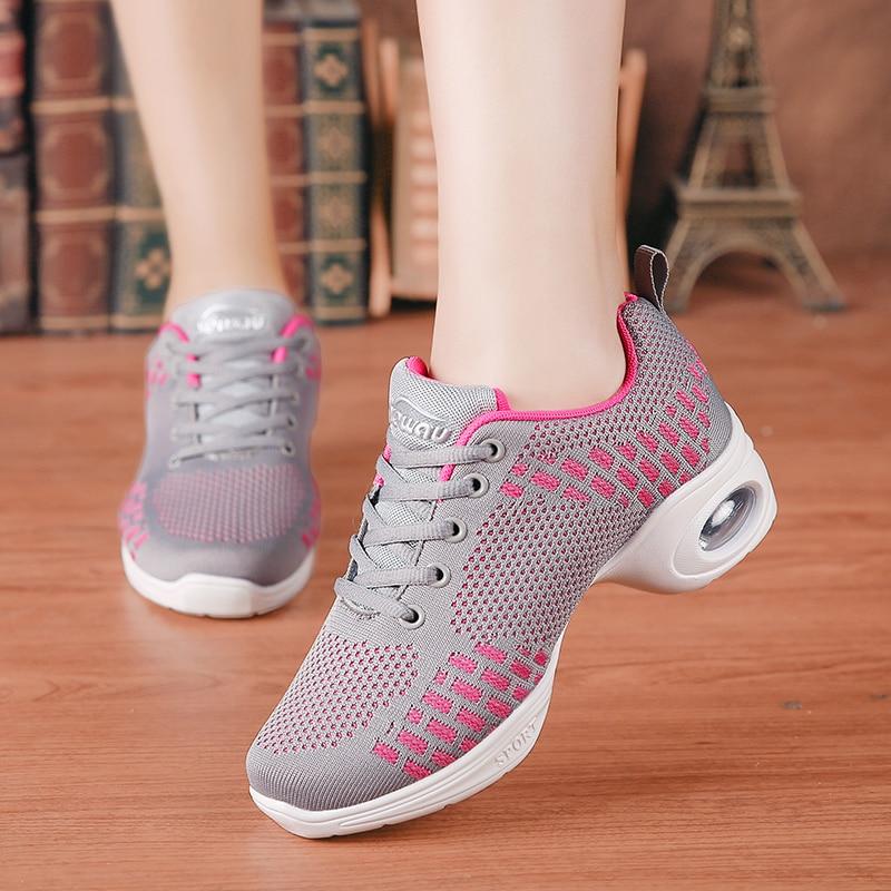 Dancing Shoe Girl Dance Sneakers Unisex
