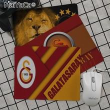 купить MaiYaCa Personalized Cool Fashion Turkey Galatasaray laptop Gaming mouse pad Smooth Writing Pad Desktops Mate gaming mouse pad по цене 121.8 рублей