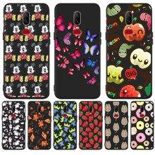 Luxury Mickey Stitch Totoro cartoon Custom For One plus 5 5T 7 Pro Oneplus 6 6T phone Case Cover Funda Coque Etui capa flamingo