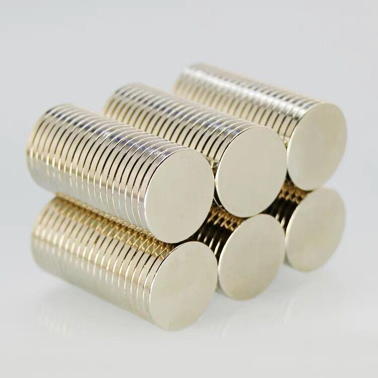 1000 pcs 15x2mm Ronde Fraisée Anneau Aimant 15mm x 2mm Rare Earth Néodyme Aimant