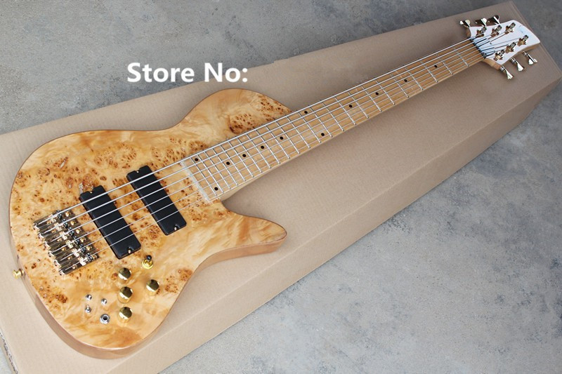 2018 new guitar factory fode type butterfly logo 6 strings bass guitar custom logo active. Black Bedroom Furniture Sets. Home Design Ideas