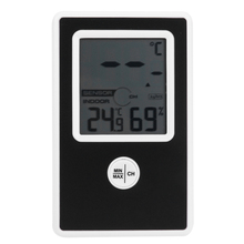 Wireless LCD Household Temperature Humidity Meter Electronic Weather Station Thermometer/Hygrometer Indoor Outdoor Tester