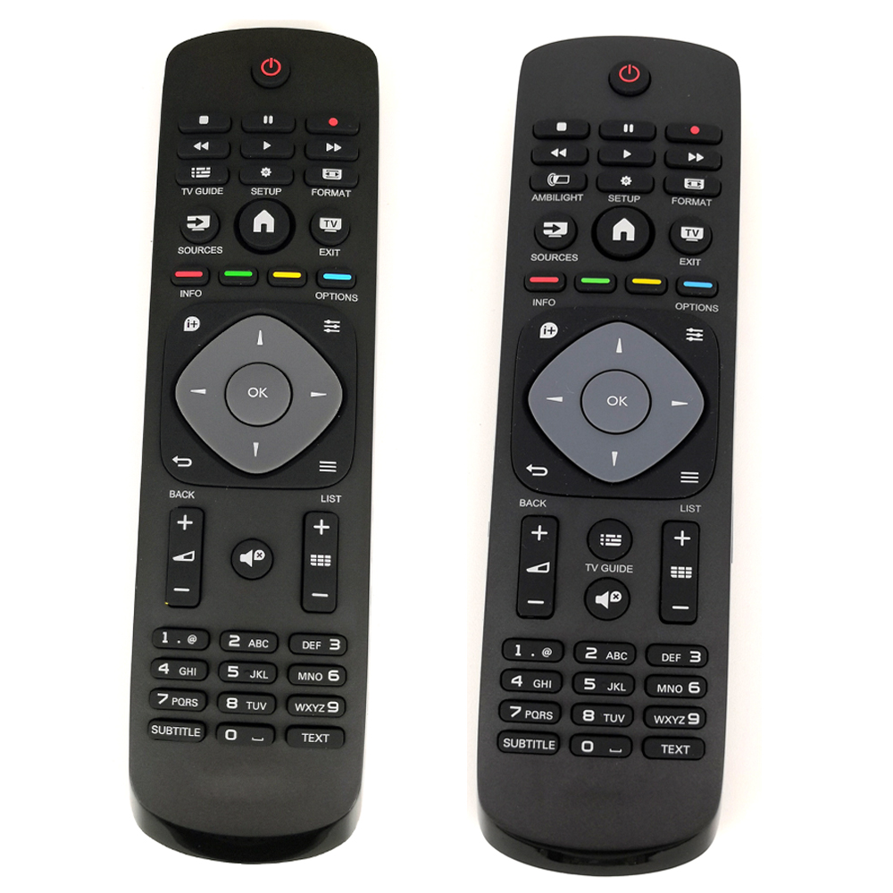 New Original Remote Control For Philips Smart TV 398GR8BD1NEPHH / 398GR8BD6NEPHT for 47PFH4109/88 32PHH4009 40PFH4009 50PFH4009 new remote control tvrc51312 12 ykf315 z01 for philips tv with keyboard