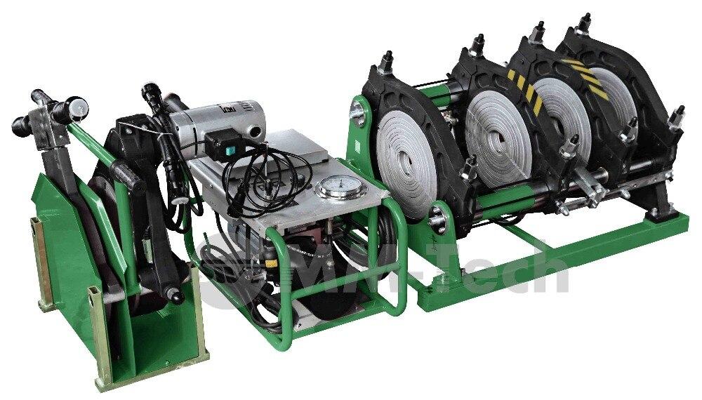 Machine de soudage de tuyaux en pehd de SWT-B315-90H