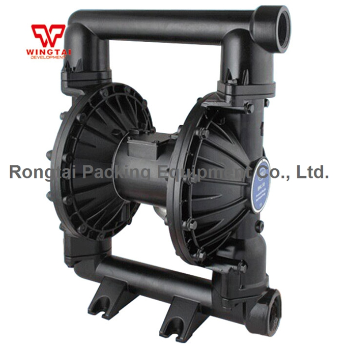 BML-50 Two Way Pneumatic Diaphragm Pump 568L/min For Printing цена