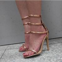 2017 Summer Brand Mancuello 100 Real Photos Cheap High Quality PU Simple Style Office Party Stiletto