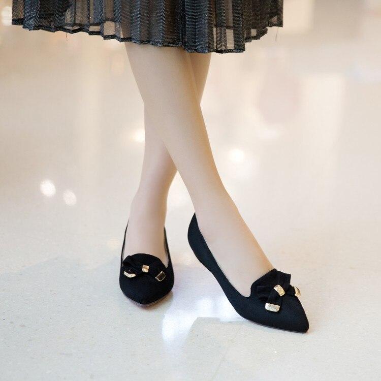 Big Size 11 12 13 14 15        Ladies high heels women shoes woman pumps           Bowknot    High-heeled single shoesBig Size 11 12 13 14 15        Ladies high heels women shoes woman pumps           Bowknot    High-heeled single shoes