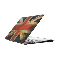 Nationale vlag textuur case voor apple macbook air pro retina 11 13 15 inch laptop case voor macbook air beschermhoes huid Case