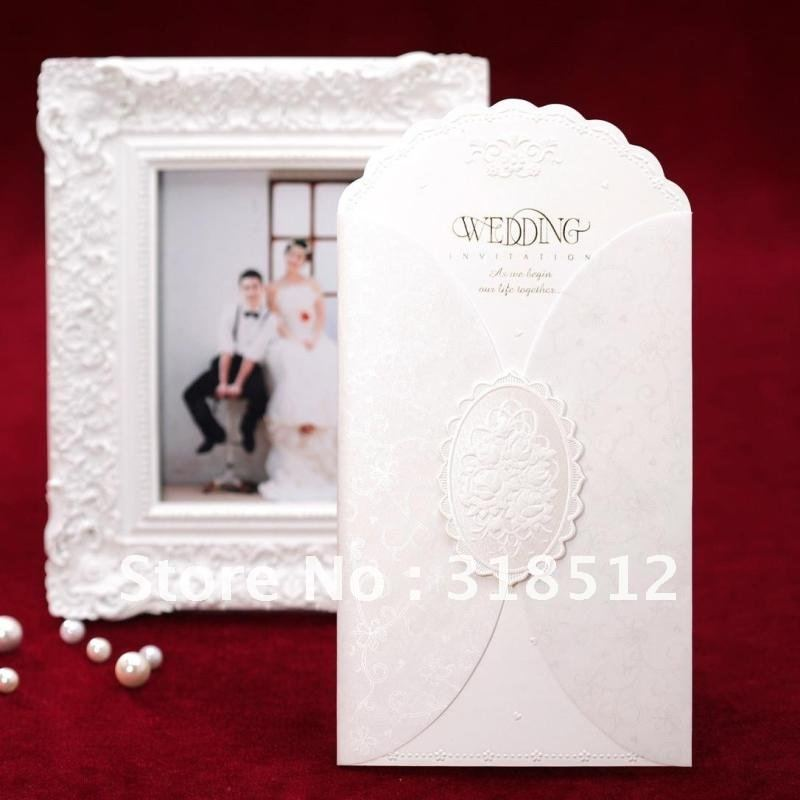 New Arrivel Elegant Wedding Invitation Card Designs Favors And Gifts Free Wording Printing In Party From Home Garden On Aliexpress Com