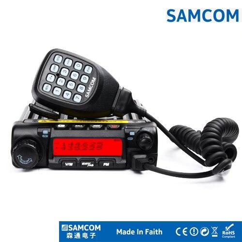 SAMCOM Dual bander Mobile Radio AM 400UV radio atv radio