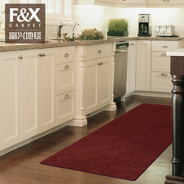 americana moderna alfombra cocina larga rectangular s lido