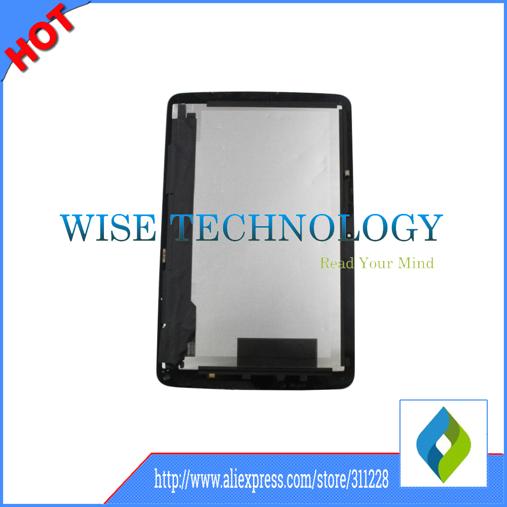 New Original For LG G Pad 10.1 V700 VK700 LCD Screen Display + Digitizer Touch Glass Assembly Free shipping