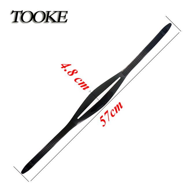 TOOKE High Elasticity Silicone Universal Mask Strap 16mm Belt  Scuba Diving Snorkeling Mask Strap Cover Replacement water sport