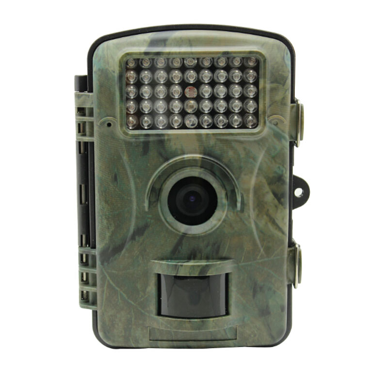 Outdoor Animal Scouting Hunting Camera Trap 12MP HD Infrared Wildlife Night Vision IR Trail Cam ht 002li wildlife hunting camera hd digital infrared scouting trail camera ir led video recorder 12mp