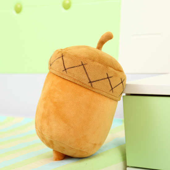 Happy Tree Friends anime plush dolls HTF acorn cute plush toys 25cm soft pillow high quality cosplay for gift free shipping