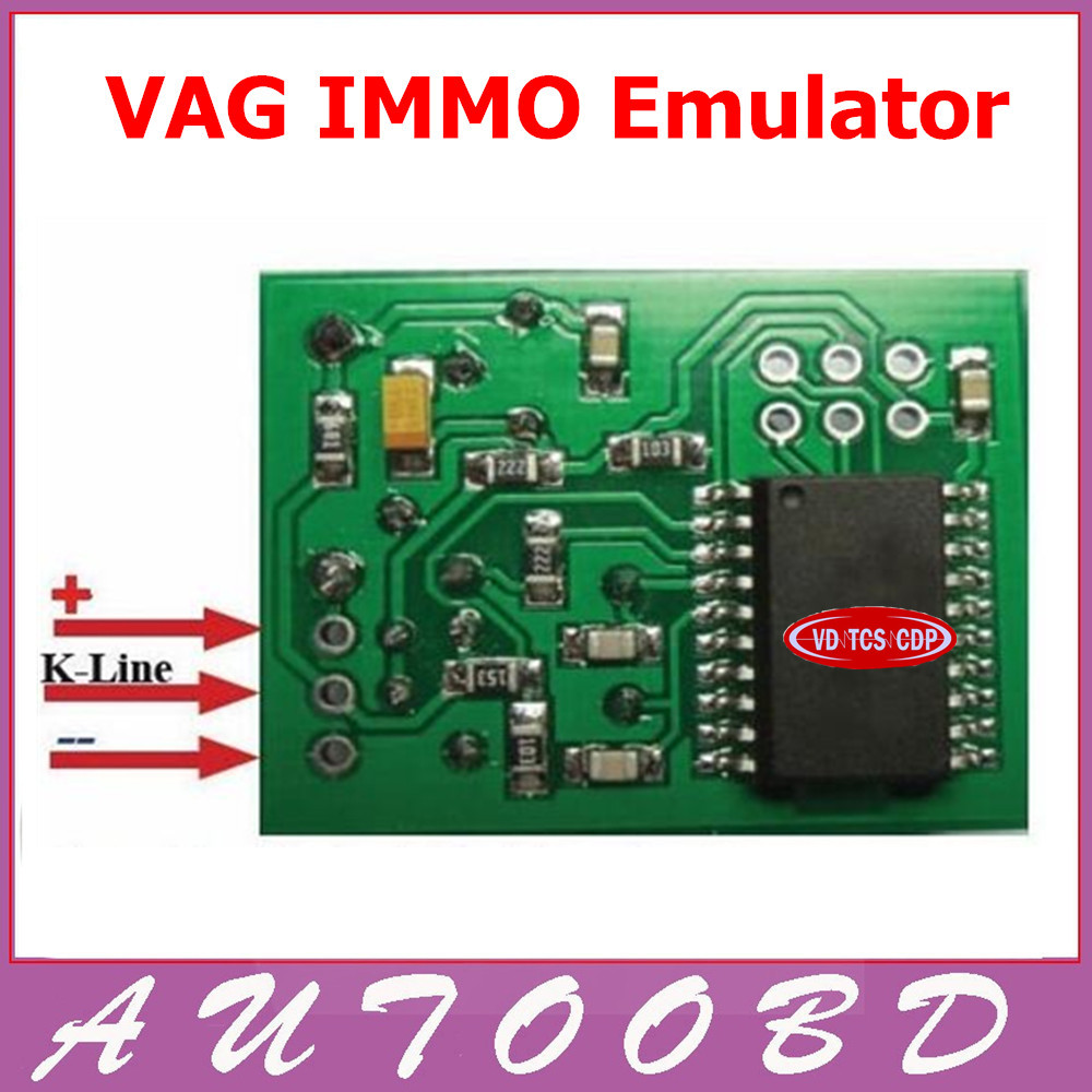 цены  VAG Immo Emulator Working Immobiliser for A-udi, VW,Sk0da,Vag Immo Emulator Replace Defective Immobiliser Free shipping