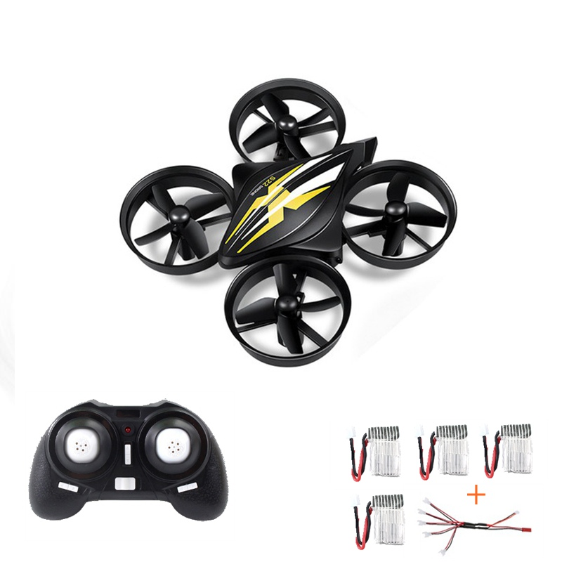 Mini Drone Rc Drones 6-axis Rc Helicopter Blade Inductrix Quadcopter One Key Return Drons Toys For Children Copter