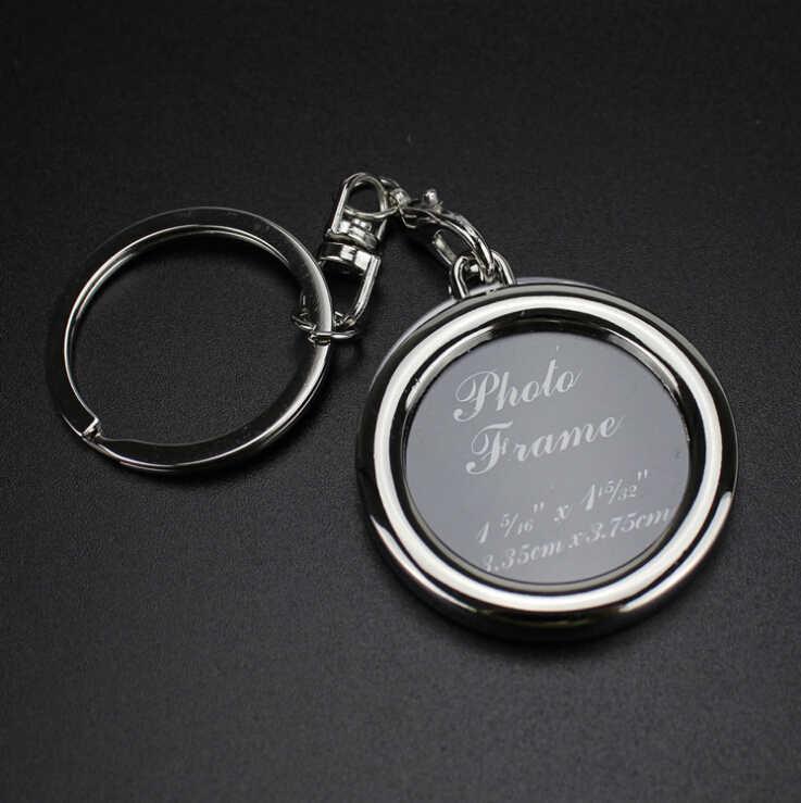 Khung ảnh Người Yêu móc chìa khóa-Thời Trang Sáng Tạo tình yêu móc khóa chất lượng tốt móc khóa dành cho nam và nữ Tặng Bộ Trang Sức #17017