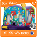 Chica de rebote Castillo inflable/gorila inflable/inflable salto hecho en China