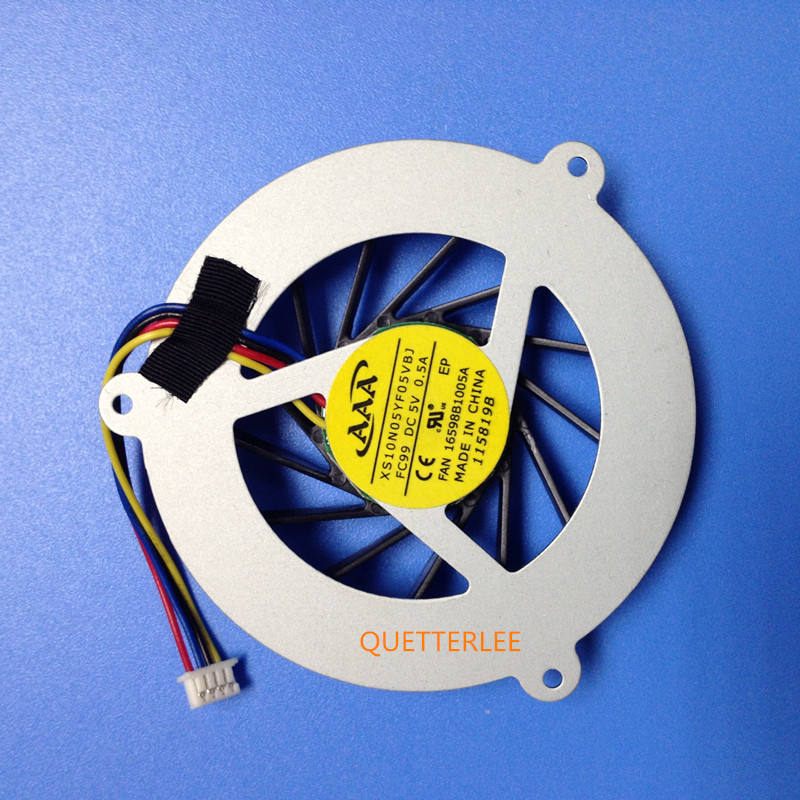 Laptop CPU fan cooling fan for ASUS M50 M50V M50S VX5 KDB05105HB M50Vc M50Vn M50Vm cpu cooler laptop cooling fan for asus pu500ca fan
