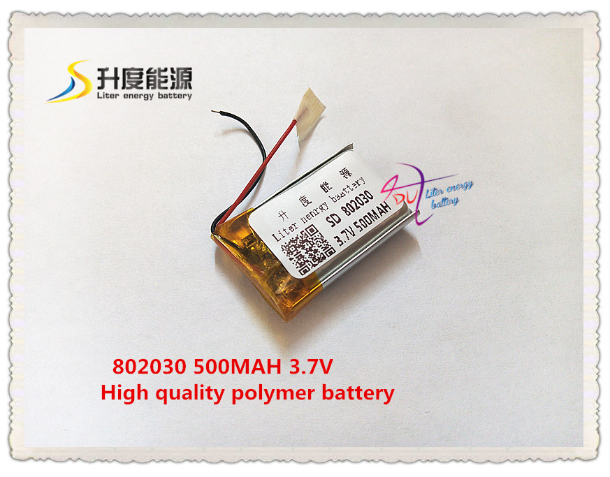 Tablet Batteries & Backup Power Aspiring Liter Energy Battery 3.7v Polymer Lithium Battery 301423 100mah Mp3 Bluetooth Small Speaker Small Toys A Great Variety Of Goods Computer & Office