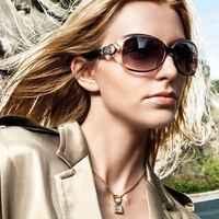 DANKEYISI lunettes de soleil polarisées femmes Polaroid lentilles polarisées lunettes femmes marque Designer classique Vintage conduite lunettes de soleil