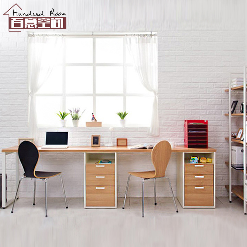 Environmental Study Business Space Custom Cabinets With